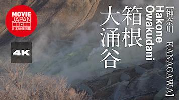 箱根 大涌谷